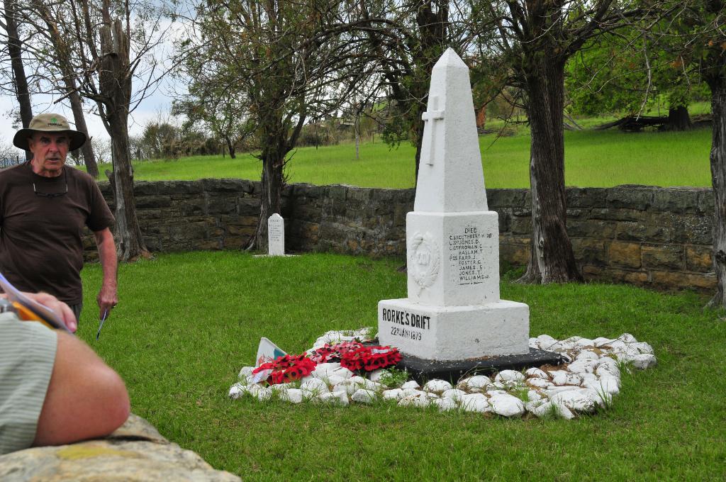 Rorke's Drift Battlefield (23 January 1879)