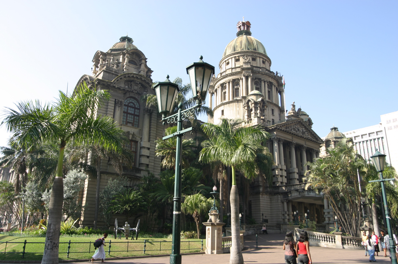 Scenes in and around Durban / Durban City Hall